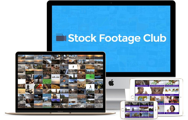The Stock Footage Club